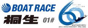 BOAT RACE 桐生 01#
